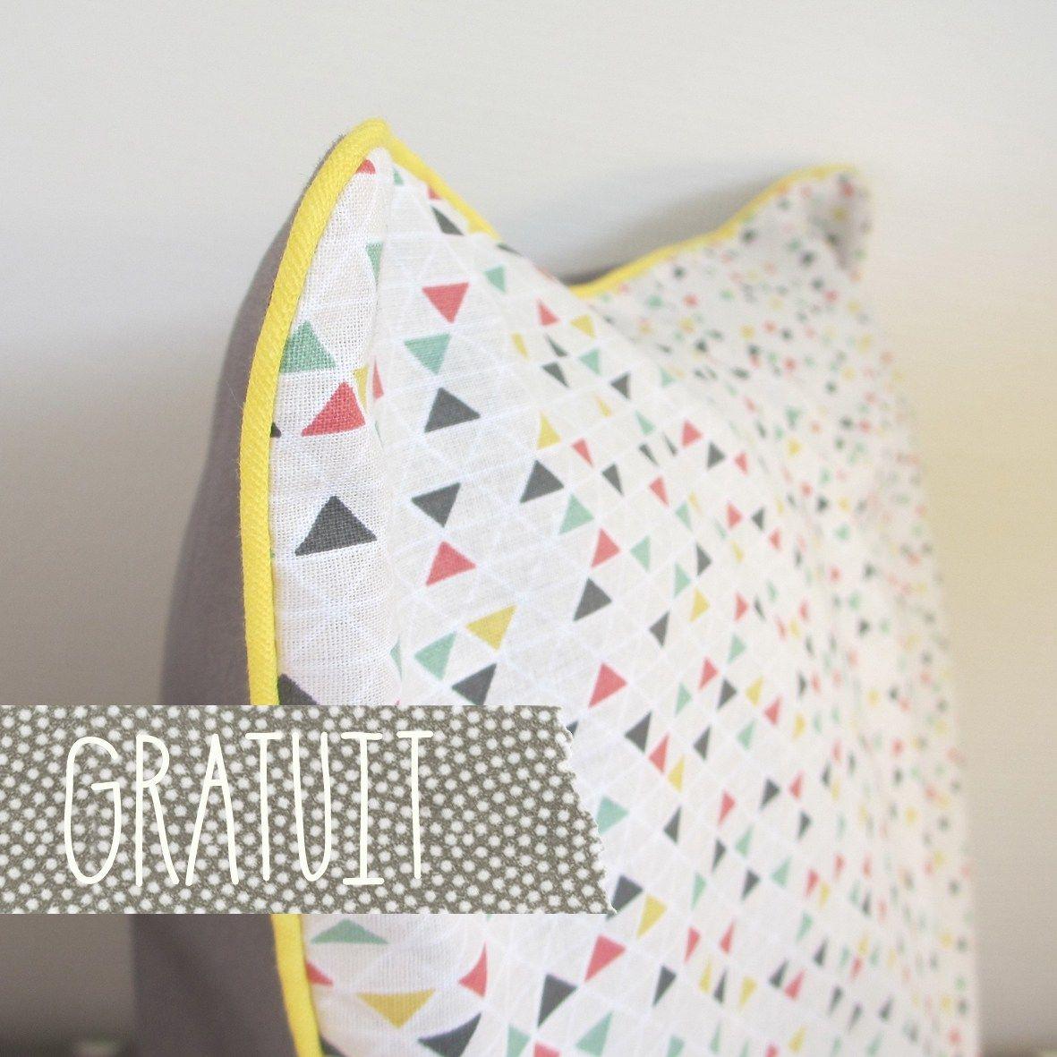 tuto housse coussin l 39 atelier des gourdes couture tuto. Black Bedroom Furniture Sets. Home Design Ideas