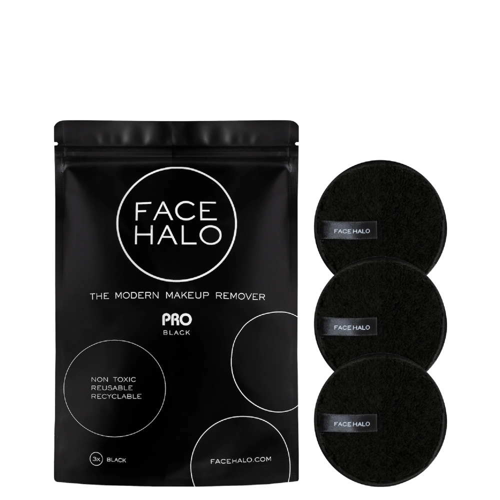 Face Halo PRO Pack of 3 in 2020 Makeup wipes, Makeup