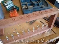 making the soapcutter