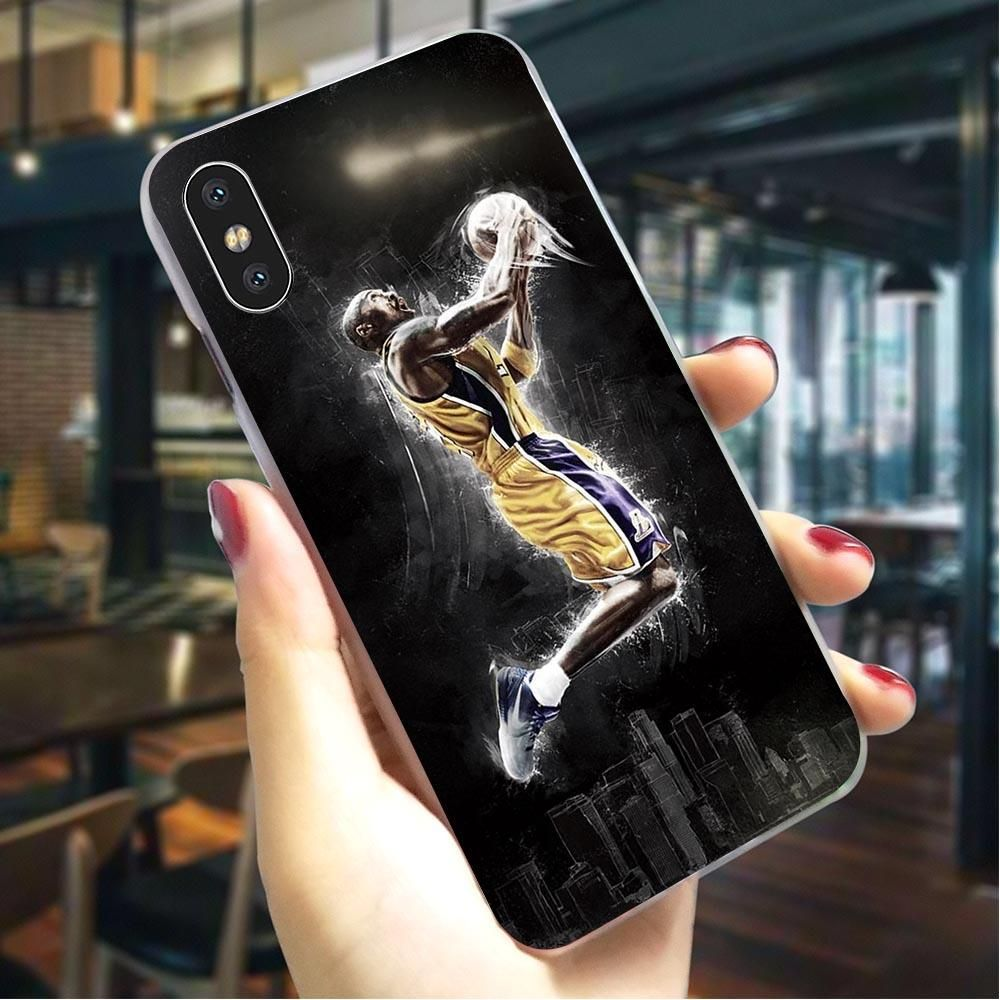 Dear Basketball Kobe Bryant Phone Case For iPhone in 2020