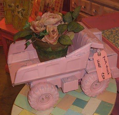 A girl's truck!