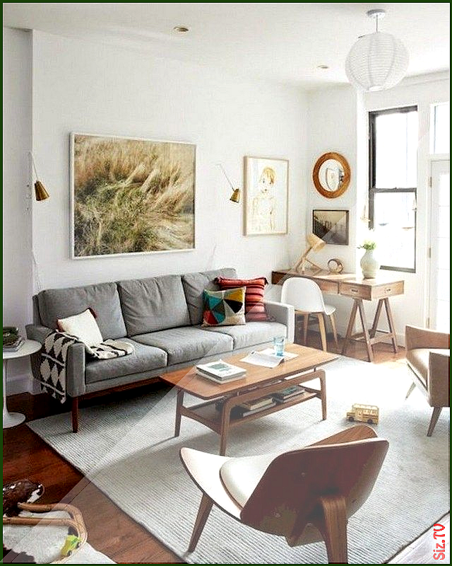 40 Inspiring Wall Decor Ideas For Your Living Room Today You Can Look At This Selection Living Room Decor Apartment Living Room Scandinavian Retro Living Rooms