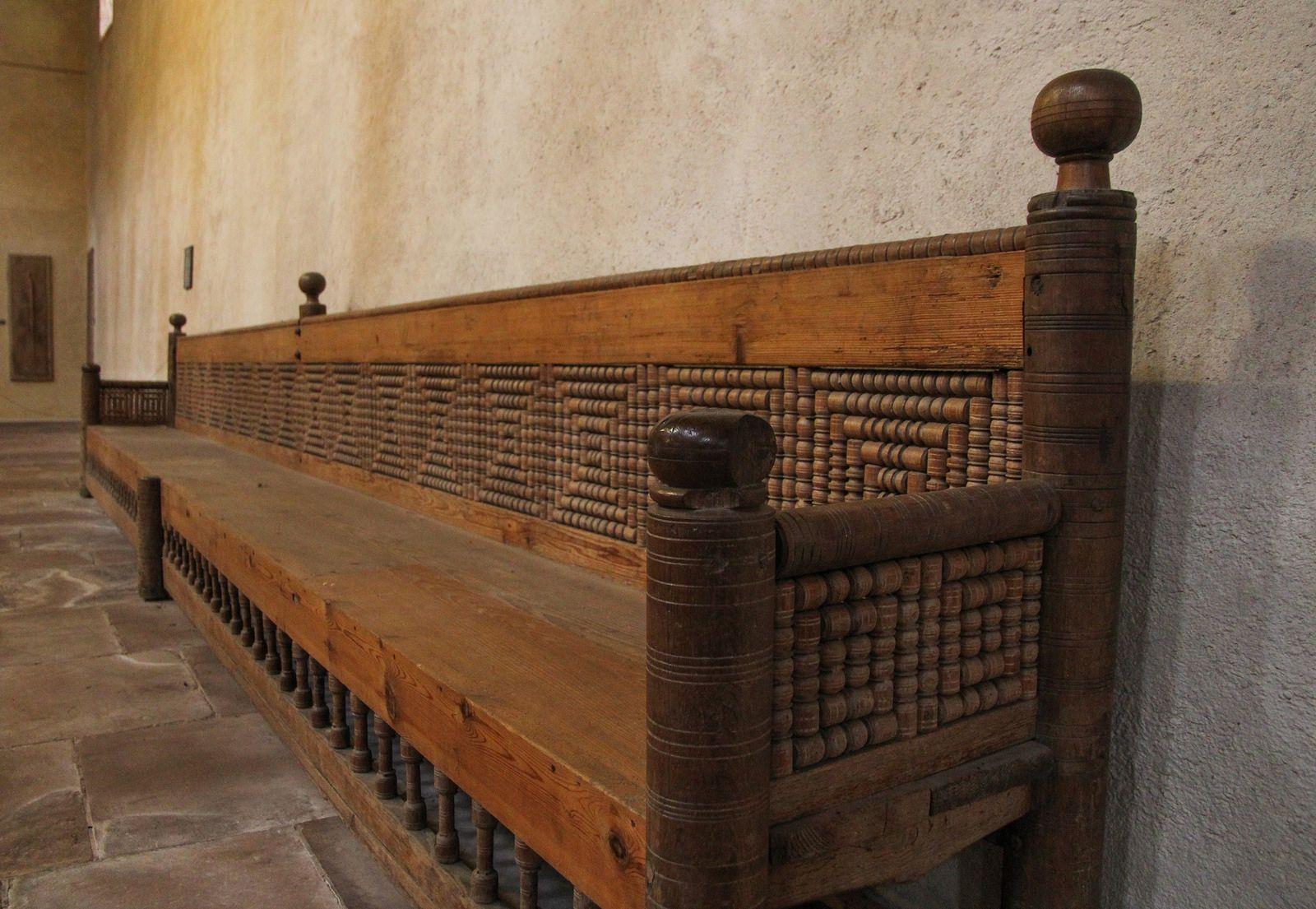Ancient Bench In Alpirsbach Bench Furniture Decor