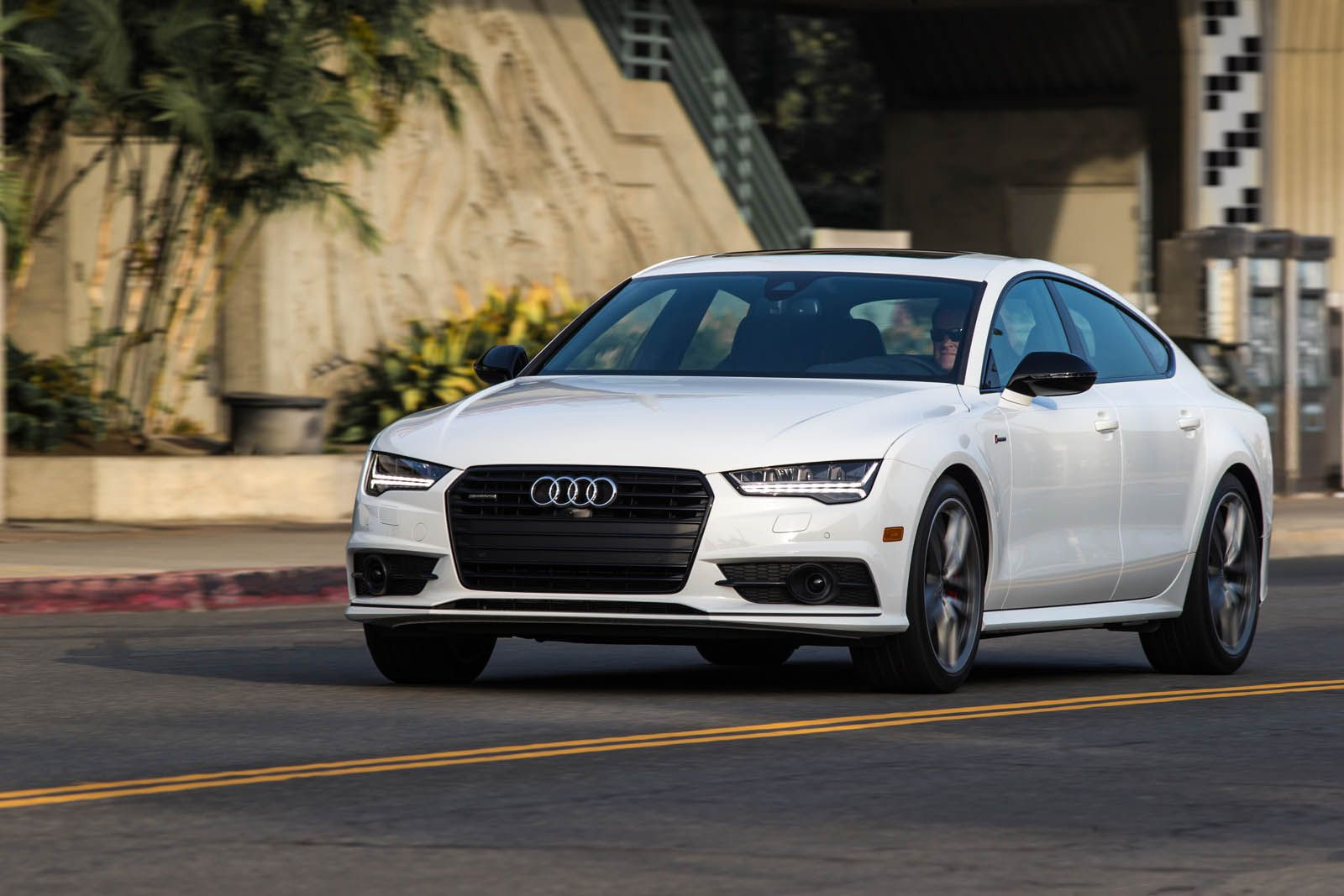 Almost All Audi A7 Cars From The Last Three Years Get
