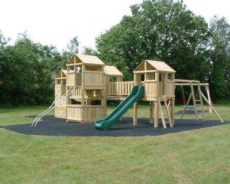 a72c170d24f Home Front Commercial Residential Outdoor Wood Play Equipment Children  System Timber Mountain Adventurer Clubhouse