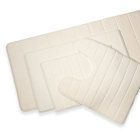Microdry 174 Ultimate Luxury Memory Foam Bath Mat Collection