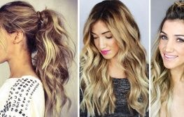 10 peinados que estarán listos en 10 minutos