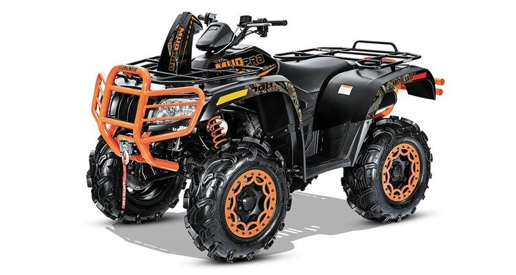 2017 MudPro 700 Limited EPS Arctic Cat. CO Motorsports
