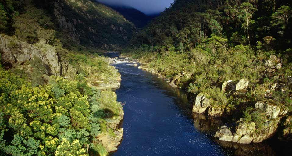 Snowy River - Australia