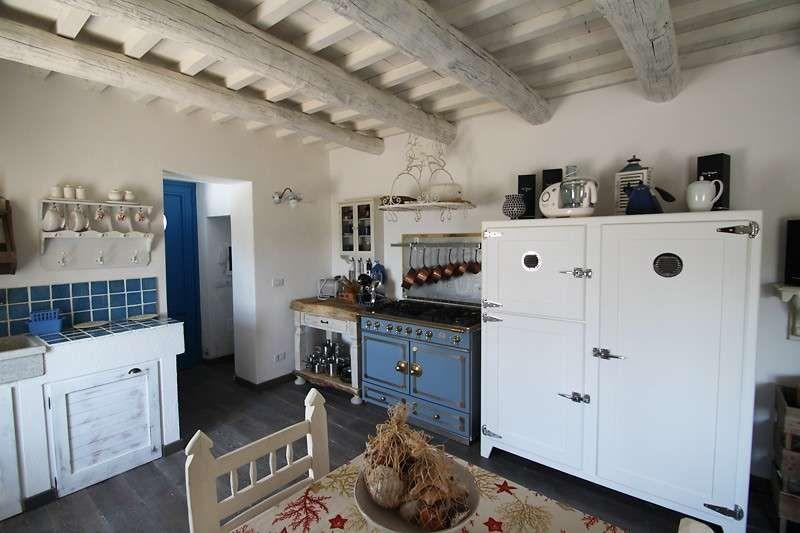 Arredare una cucina al mare - Cucina stile marina   Marina, Gallerie ...