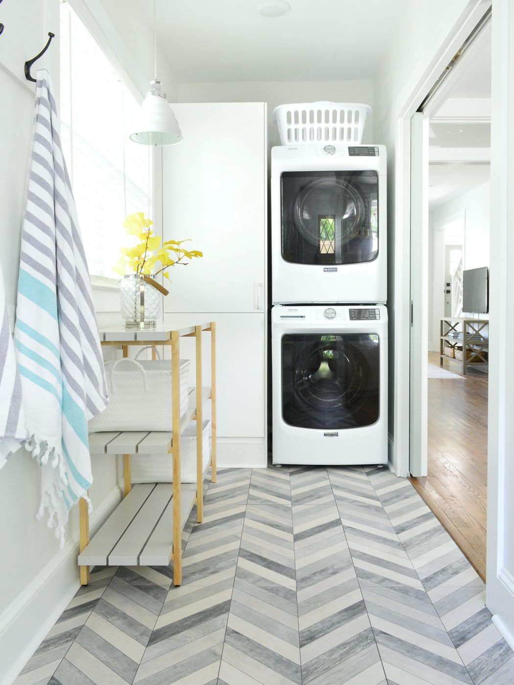 The Duplex Before Afters Young House Love Laundry Room