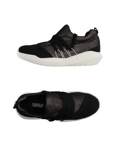 COLORS OF CALIFORNIA Women s Low-tops   sneakers Black 8 US  9203d0fdc6