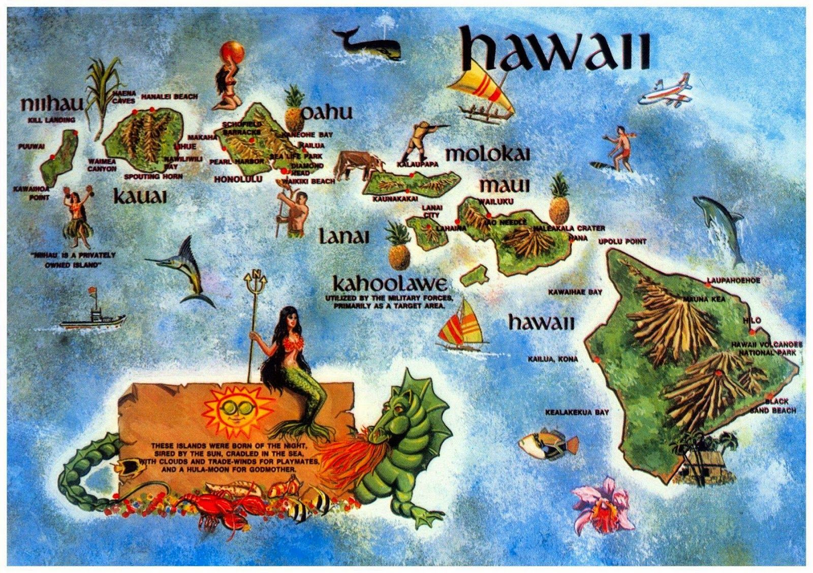 Hawaiian islands hawaiian life pinterest hawaii hawaii hawaiian islands sciox Choice Image