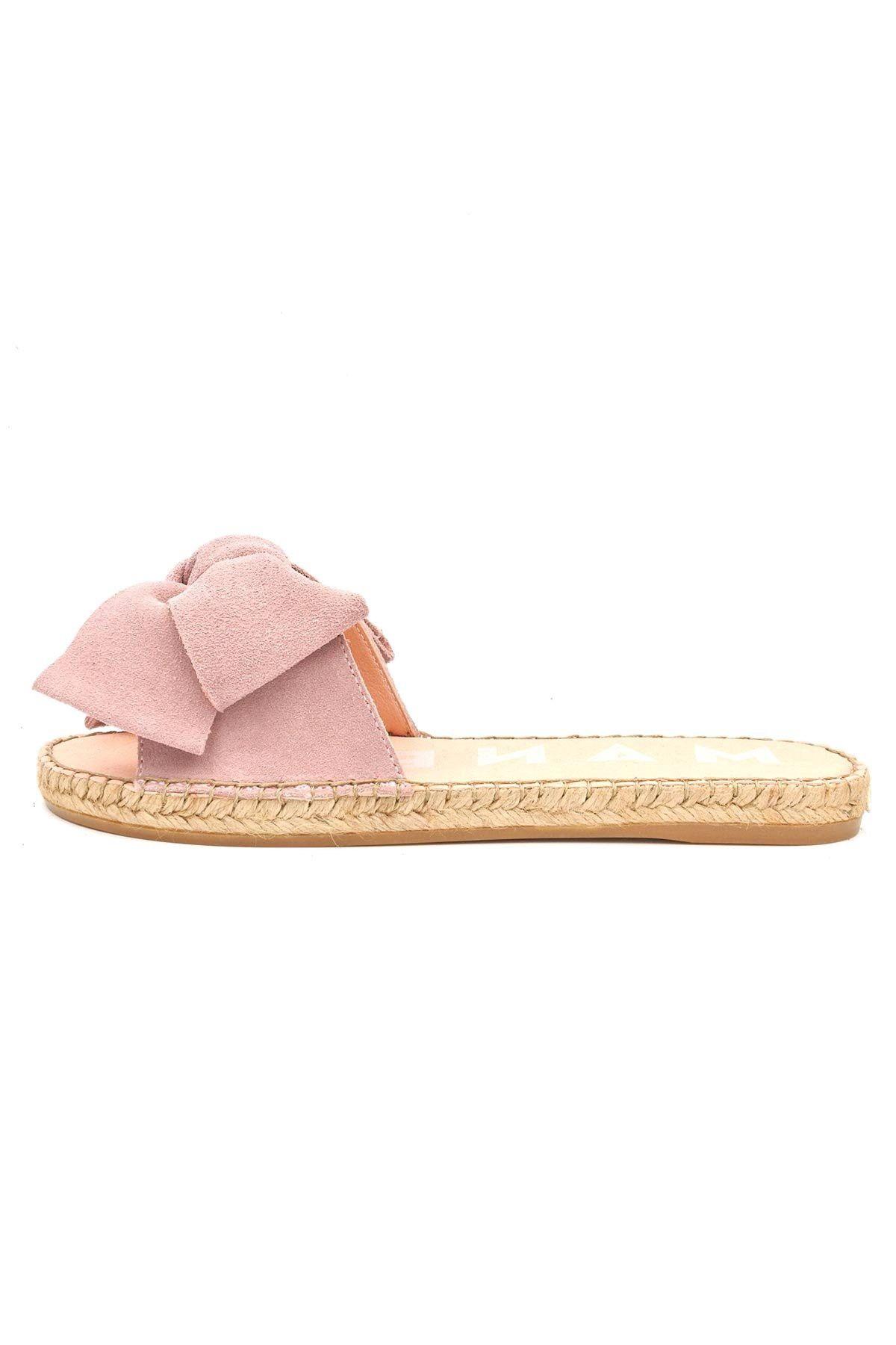 1bfb526279ef Velvet By Graham   Spencer Flat Sandals With Bow Manebi - Black-Manebi 36