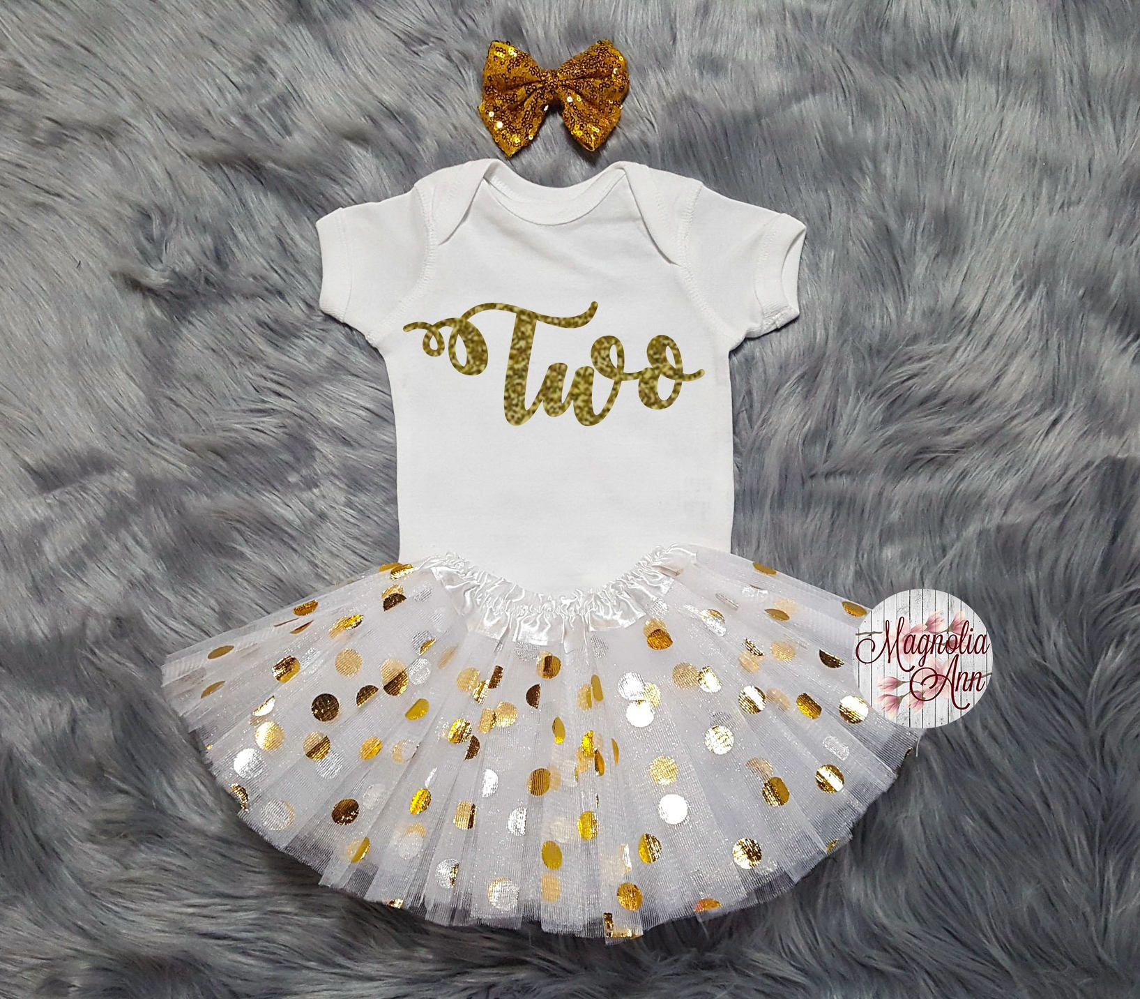 Birthday Tutus For 2 Year Olds