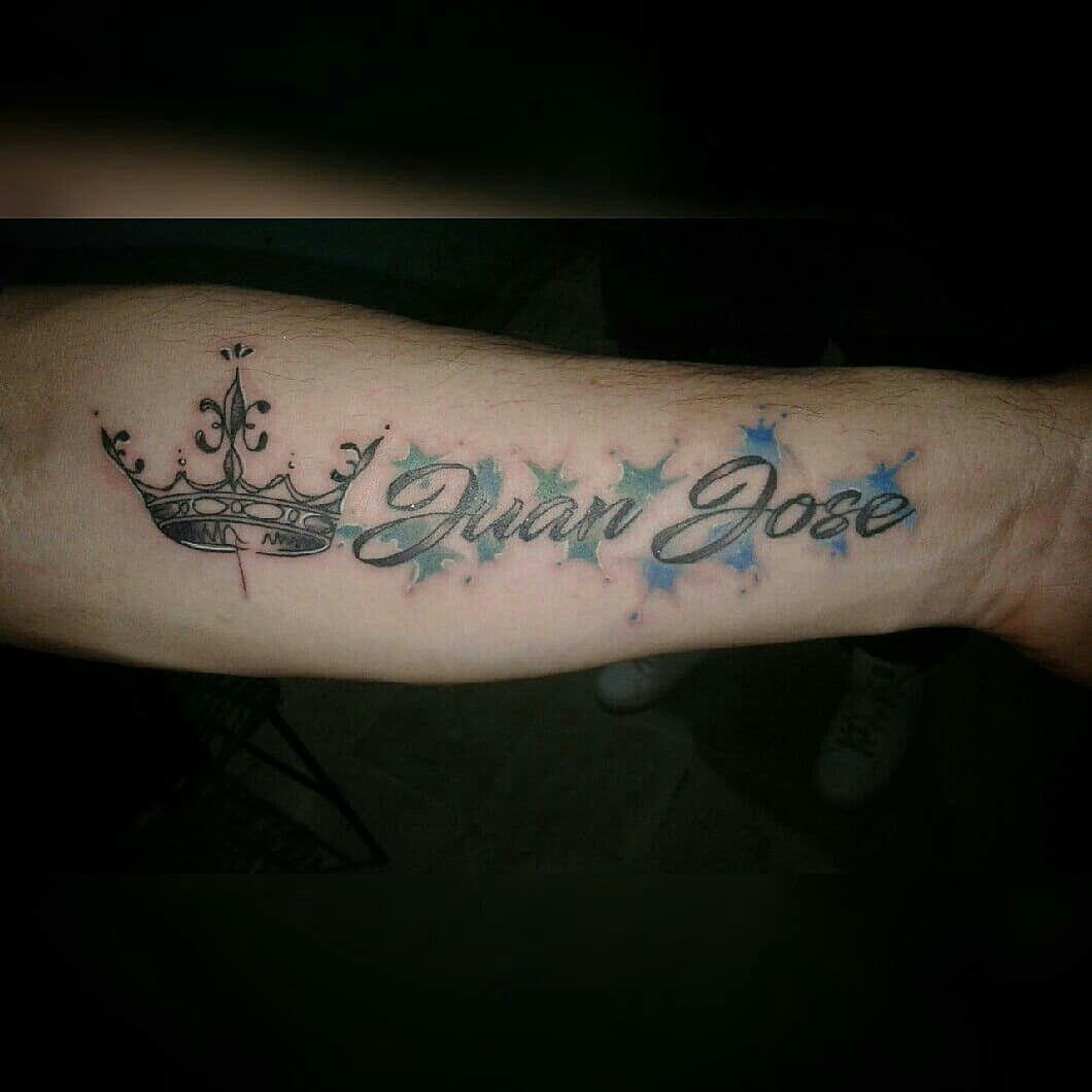Tattoo De Juan Jose Tatuajes Pepitos Arte Corporal