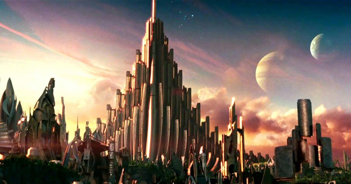 Asgard | Thor, Grand ecran, Cinémathèque