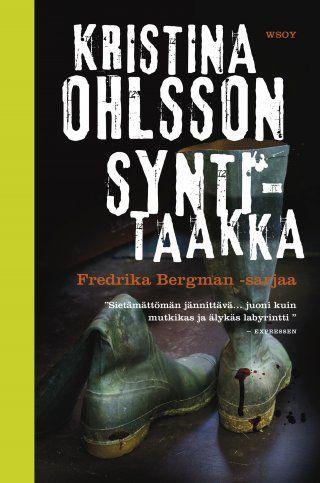 Kristina Ohlsson Kirjat