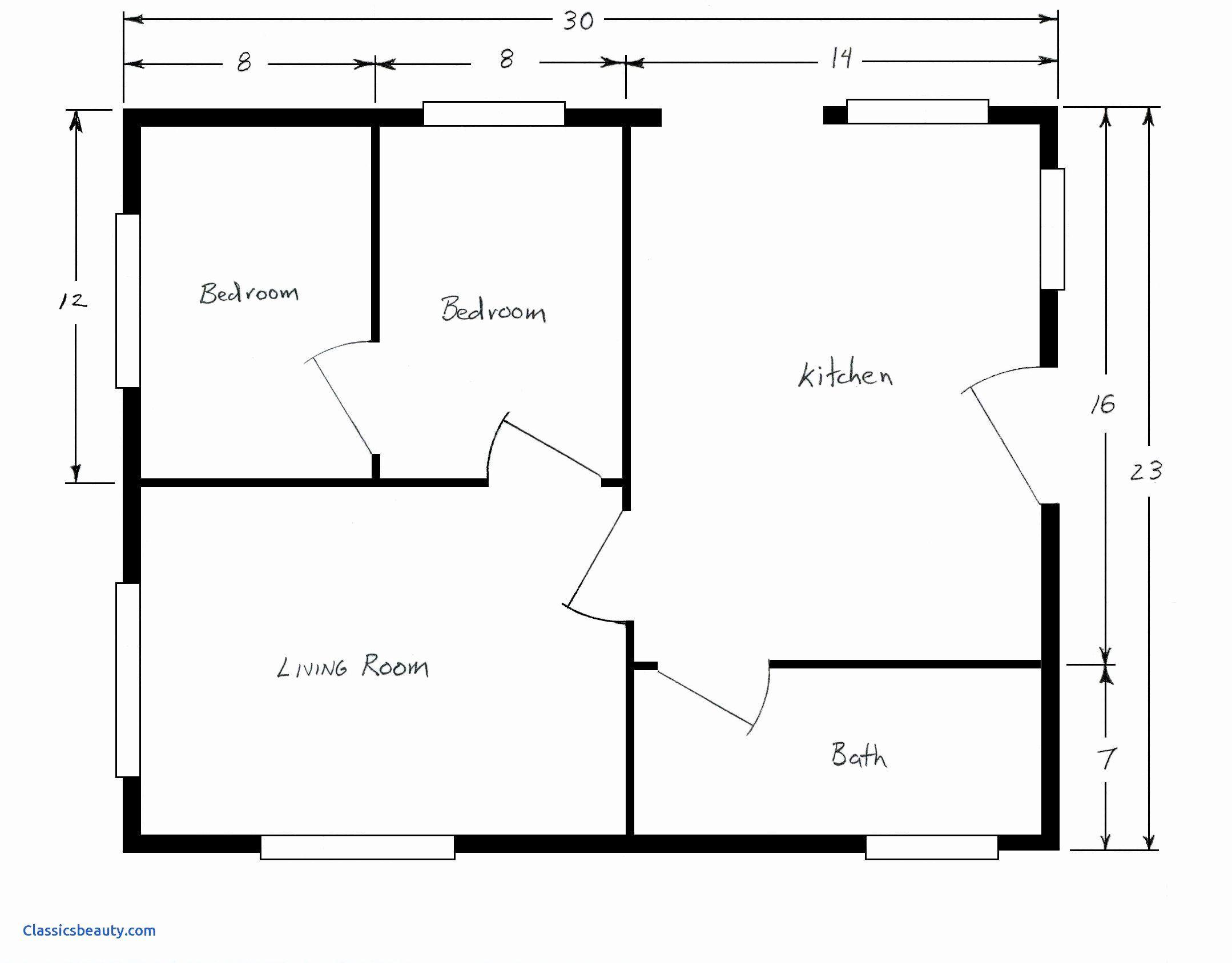 Warehouse Floor Plan Template Best Of Simple Floor Plan Elegant Blank House Floor Plan Template In 2020 Free Floor Plans Simple Floor Plans Floor Plans