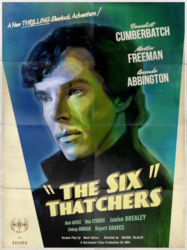 Sherlock Die 6 Thatchers