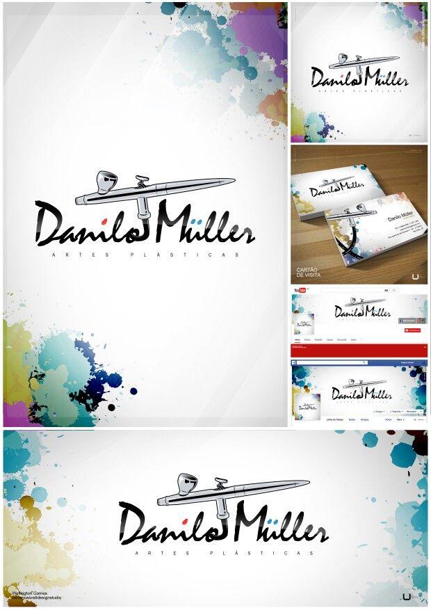 Well Design Studio | Trabalho de marketing em mídias digitais e impressos, desenvolvido ao cliente Danilo Muller.