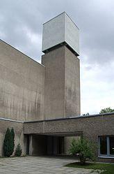 St. Agnes (Berlin). Kirche und Gemeindezentrum in Kreuzberg.