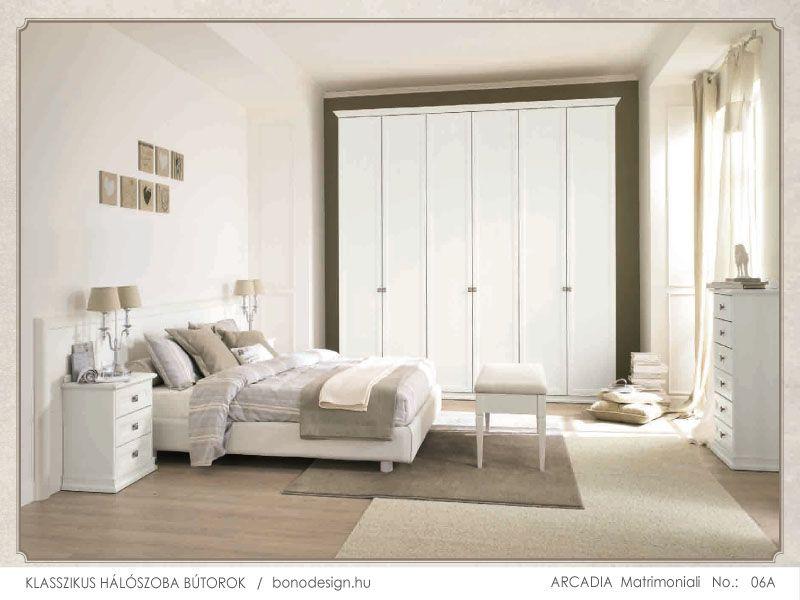Colombini olasz klasszikus hálószoba bútor Bútor