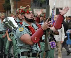 Pin De Jorge Chavarria En World Foreign Legion La Legion Española La Legion Hombres