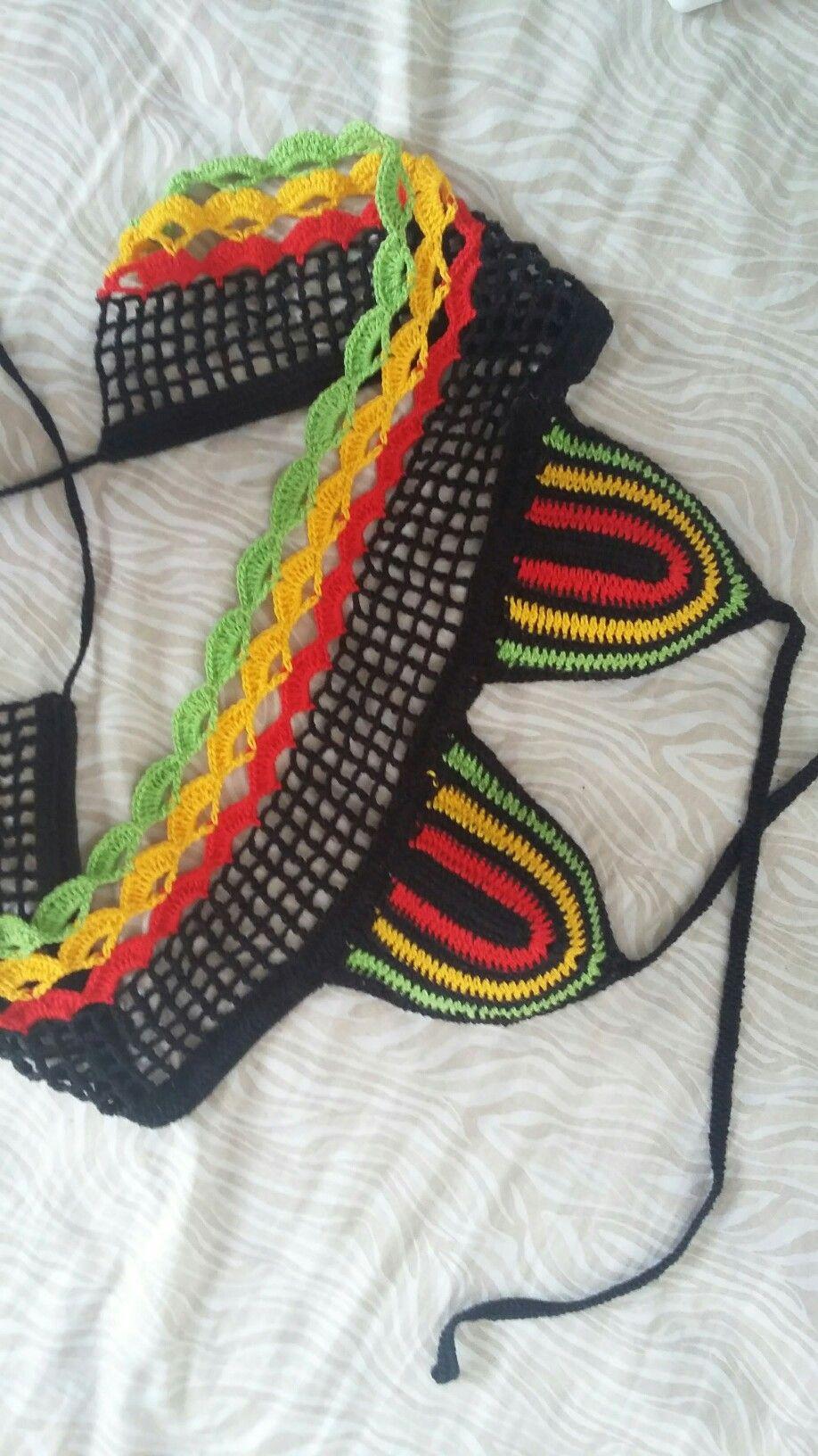 Lujoso Patrón De Crochet Tapa Quimioterapia Motivo - Manta de Tejer ...