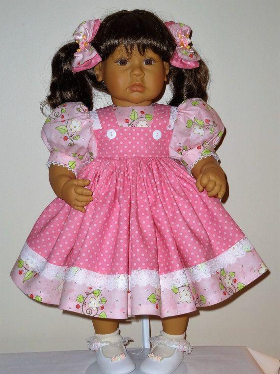 Vestido y arcos juego de 21-24 pulgadas Lee Middleton Doll
