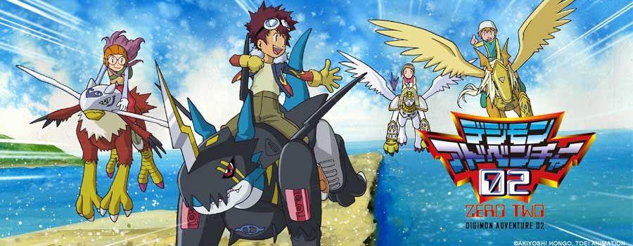 Digimon Adventure 02 Tv Anime News Network