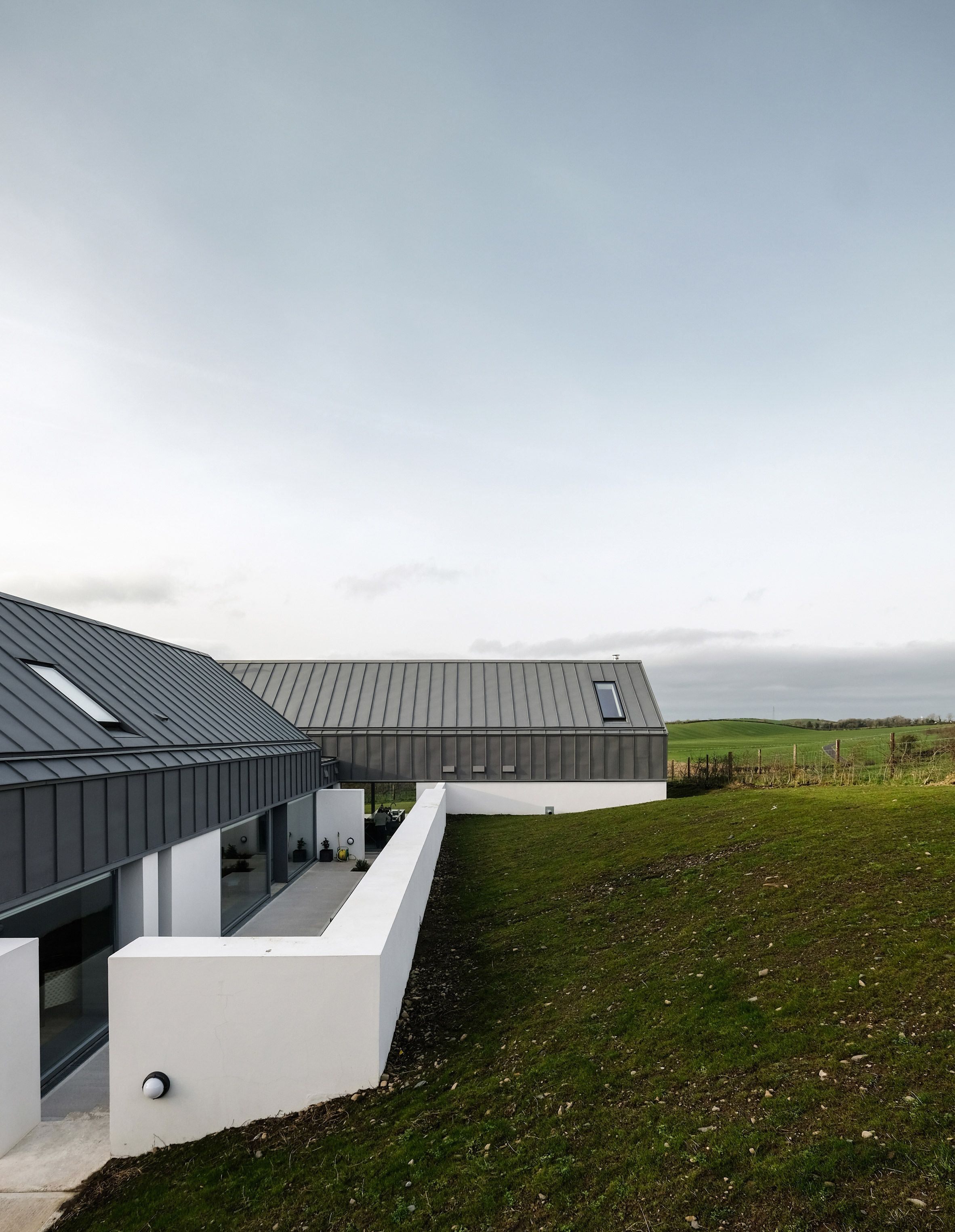 House Lessans By Mcgonigle Mcgrath Is Riba S House Of The Year 2019 Grand Designs Houses Architecture House Design