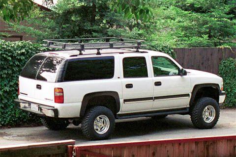 2001 Suburban Upgrades Chevrolet Suburban Chevy Suburban 2001 Suburban
