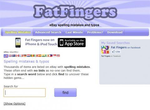 fatfingers