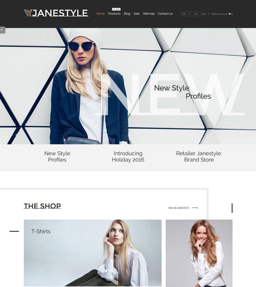 best artist websites on shopify