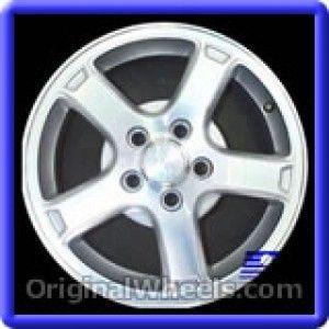 Chevrolet Hhr Wheels Rims Hollander 5164 Chevrolet Hhr