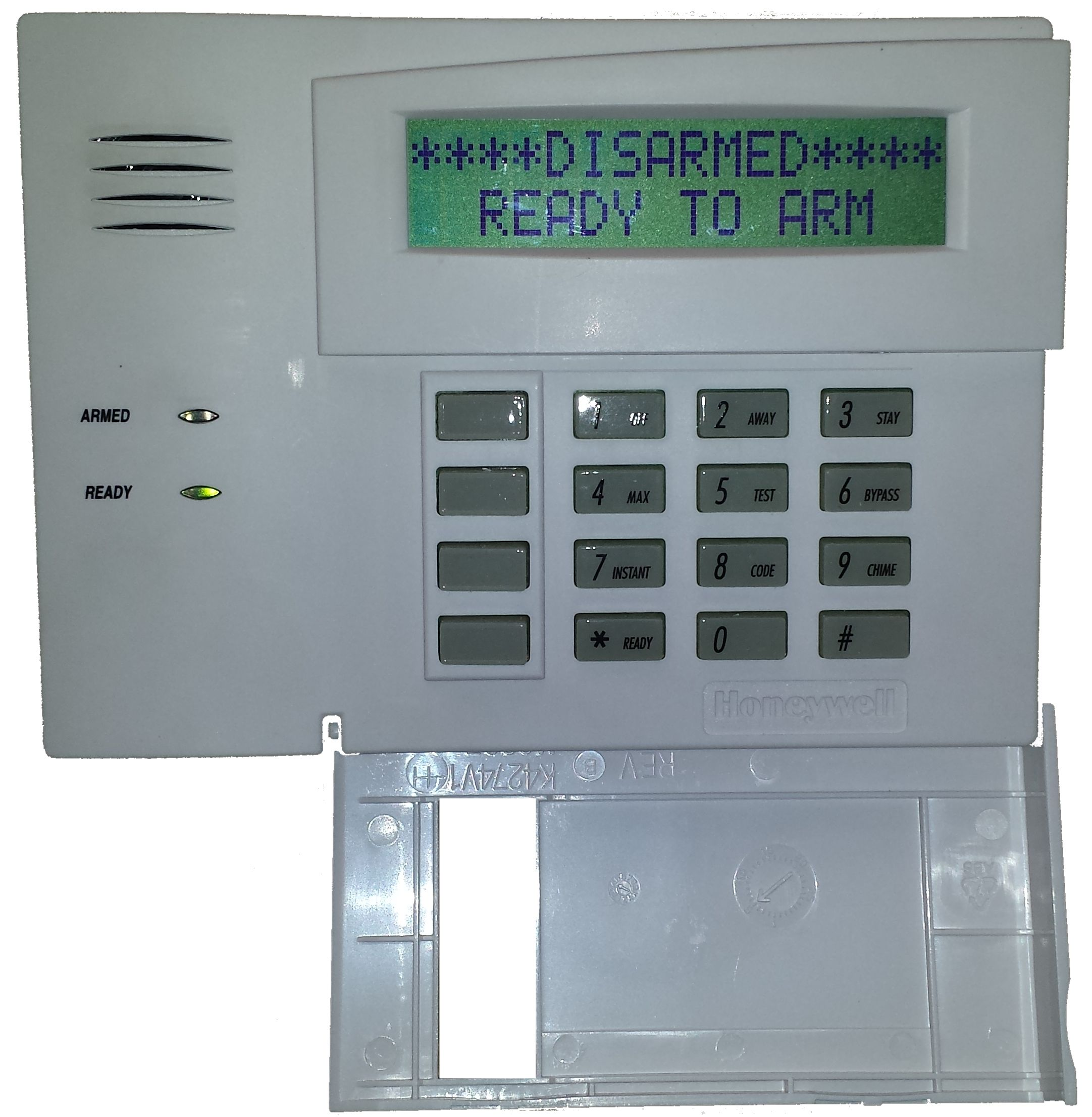 Tech Tips How To Check A Trouble Condition On A Honeywell Vista Alarm Monitoring Panel Keypad Alarm Honeywell Alarm System Alarm Monitoring Security Alarm