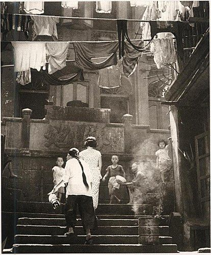 灣仔迪龍里 現胡忠大廈所在地 1959 Hong Kong Smelly Towels Stinky