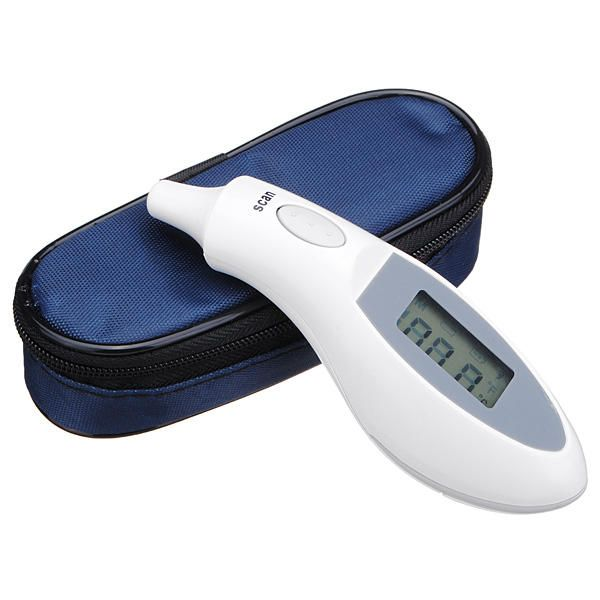 Baby Infrared Ear Thermometer Infant Medical Handheld Digital Thermometer