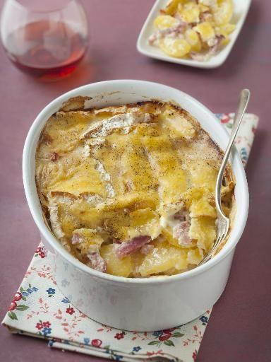 Truffade au saint nectaire recette auvergne for Auvergne cuisine traditionnelle