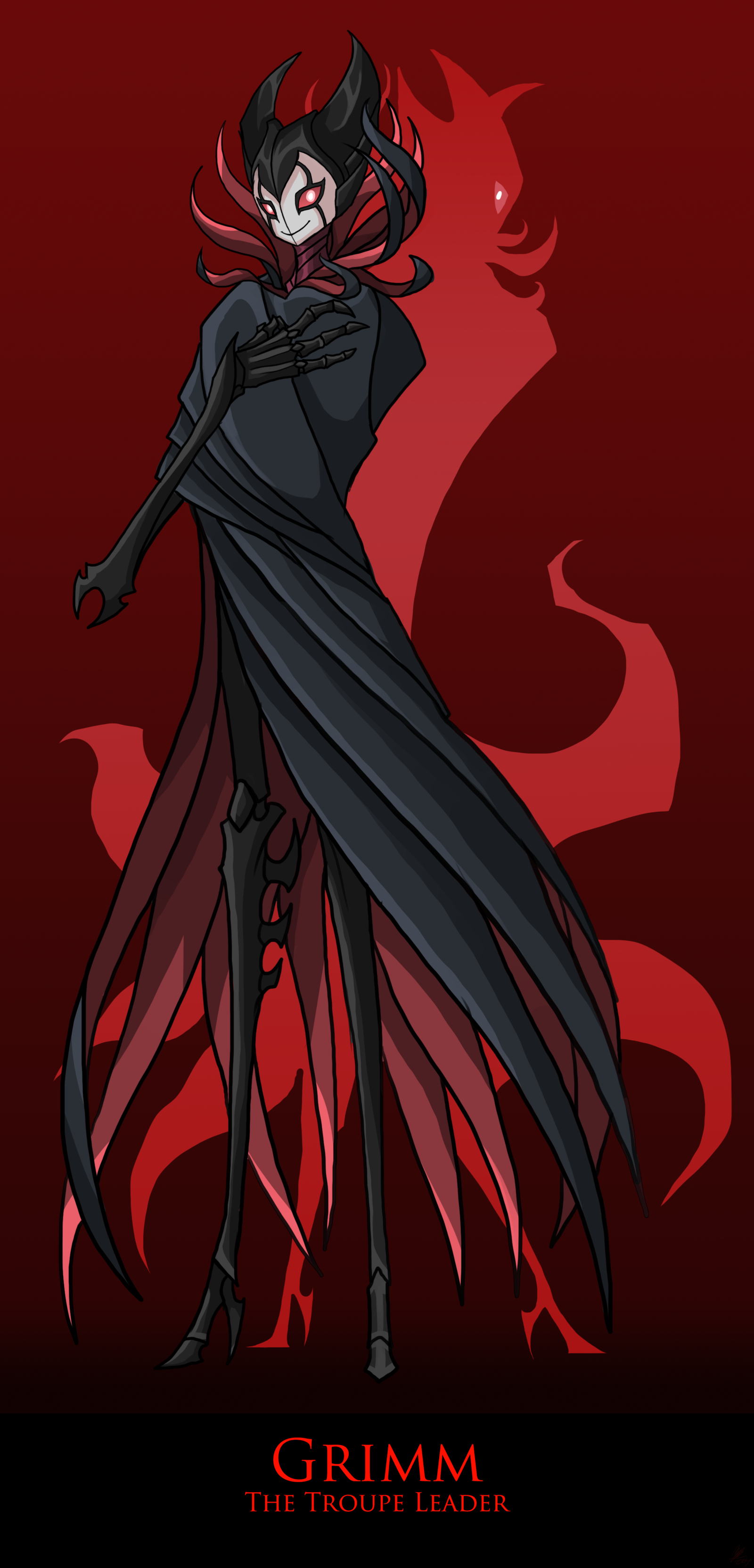 Grimm Troupe par TimeLordJikan Grimm, Knight, Hollow night