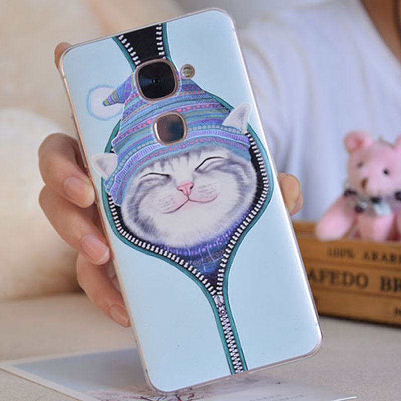 >> Click to Buy << For LeEco Le Pro 3 phone case 3D Stereo Relief Painting Soft Silicon Back Cover Case For Letv LeEco Le Pro3  x720 Phone Bag #Affiliate