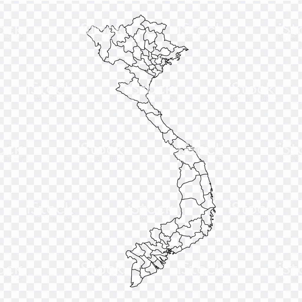 Vietnam Flag Coloring Pages Elegant 79 Ultraprecise Blank Map