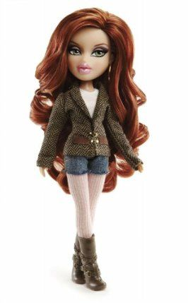 Bratz Basic Promo Doll- Adri by Bratz. $32.00. Bratz doll in super-stylish fashions. Great fashions. Sassy accessories. Classic Bratz Paulette. New Styles. From the Manufacturer                Bratz are better than ever in totally new and seriously sassy styles. Bratz know that it doesn't matter what anyone else thinks because it's all about the attitude, and Bratz are proving that they've got enough 'tude to go around.