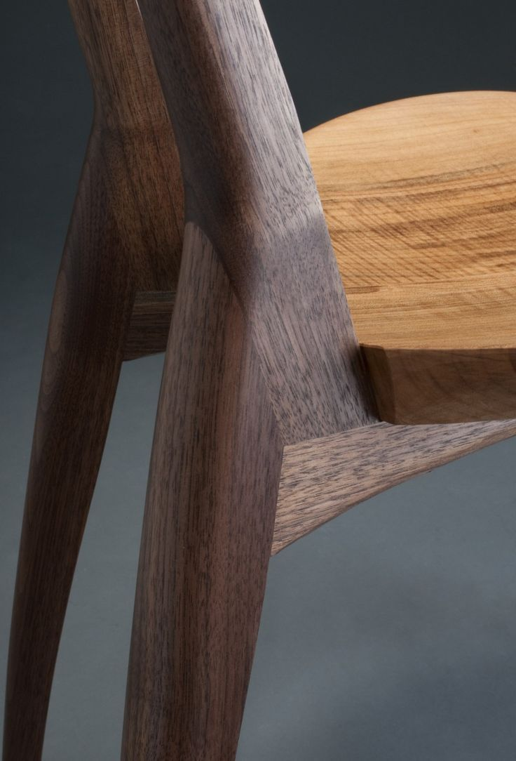 Sonus Musician's Chair | Luxury, Handmade Chairs and Furniture | The Boggs Collective by Brian Boggs: