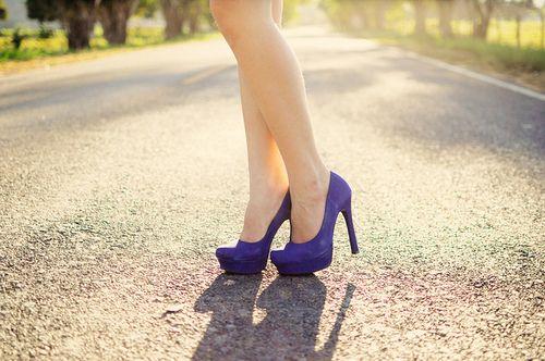 Azul lindo!