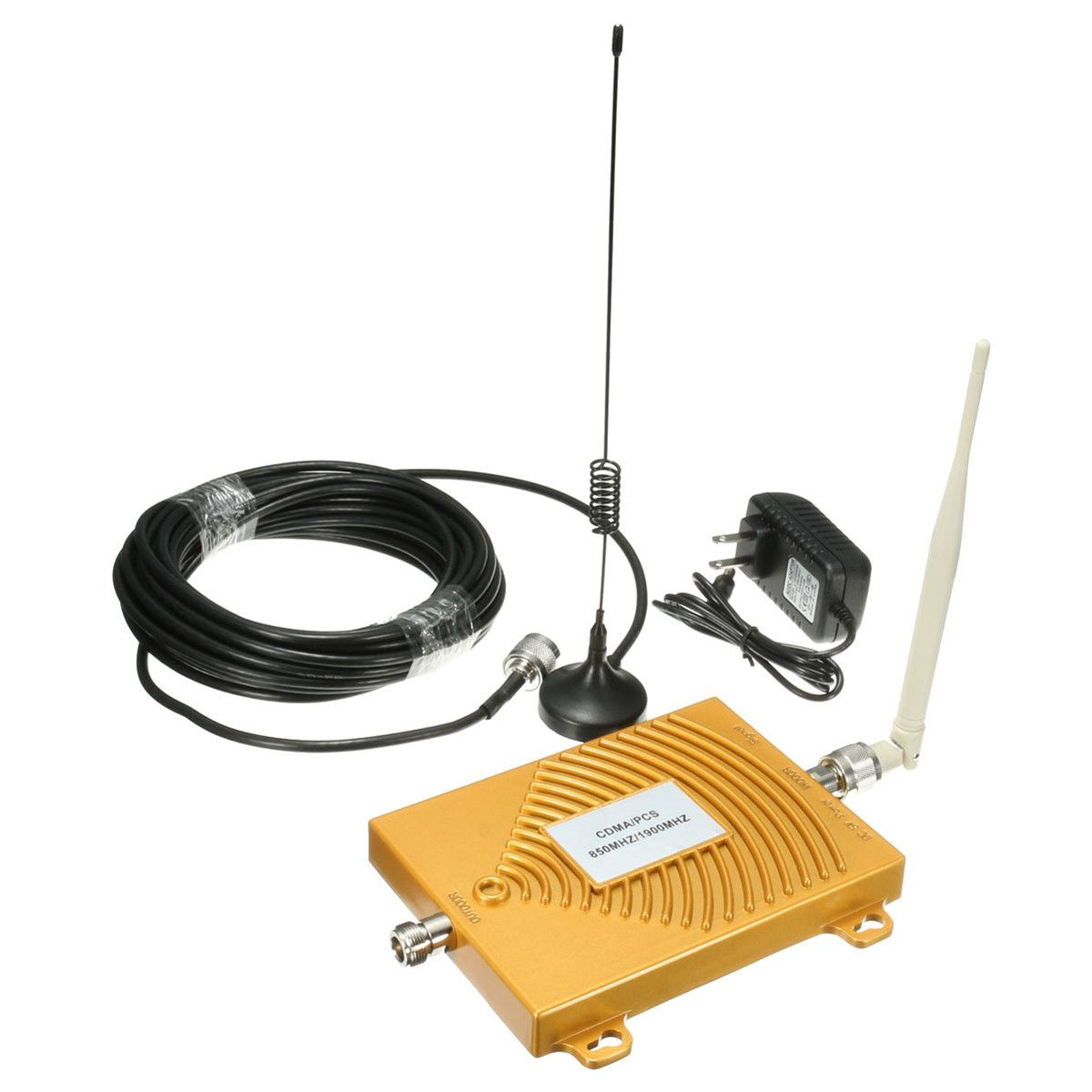 Cdmapcs 8501900mhz mobile phone signal repeater booster