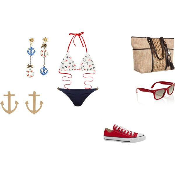 summmmmerrrr, created by adrianne-mayberry on Polyvore