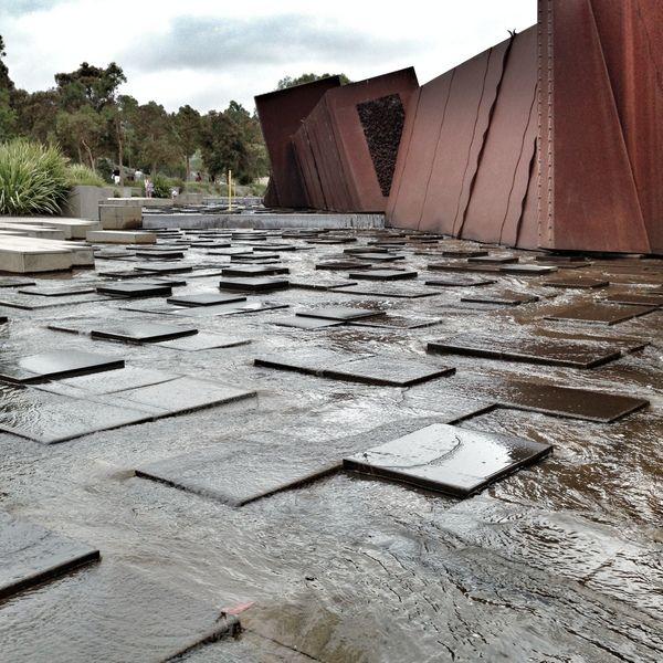 Rbg Cranbourne Australia Landscape Architecture Design Water Architecture Water Design