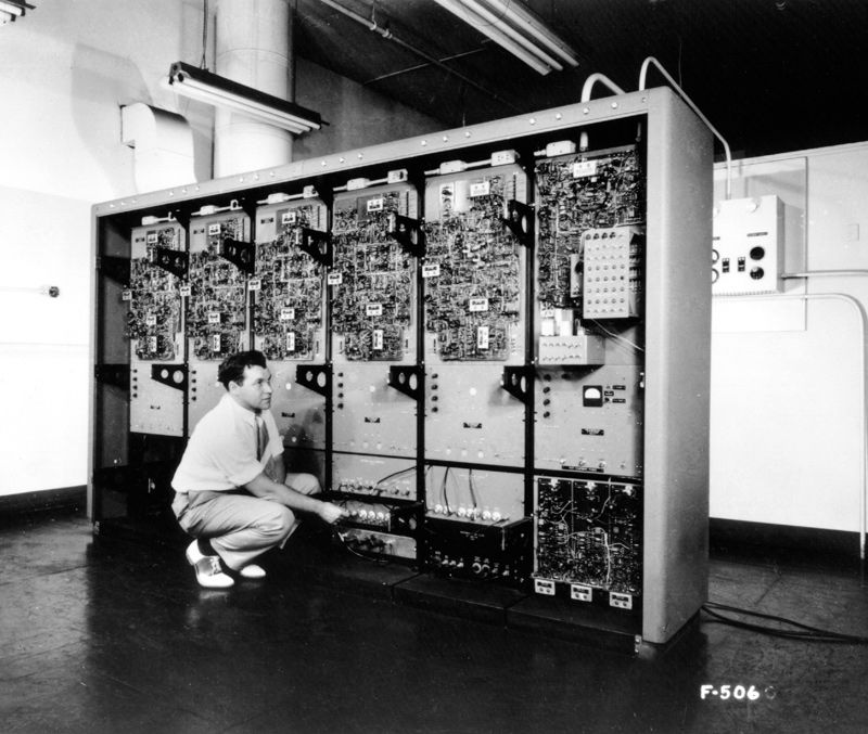 1956-MIT, researchers began experimentation on direct keyboard ...
